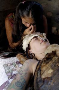 Cecilia Garcia, Chumash Medicine Woman