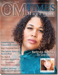 Belinda Bentley, Cover of Ohm Times
